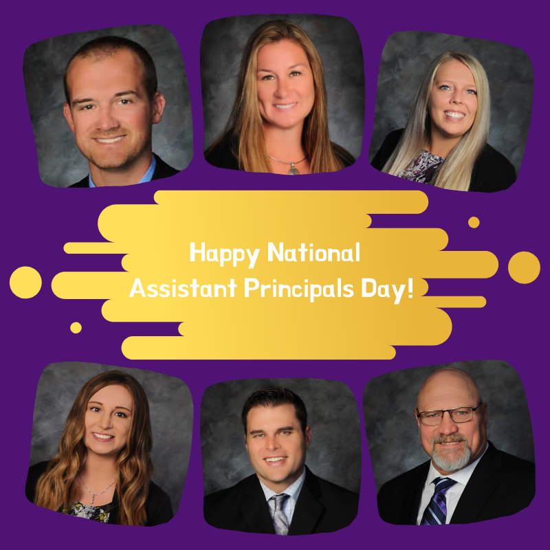 It's National Assistant Principals Day!